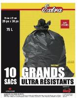 A181 : Garbage Bags Ext. 26x36