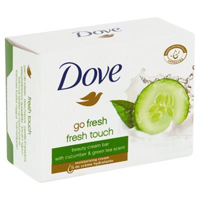 A2521 : Dove A2521 : Hygiene and Health - Soaps and shower gels - Savon Blanc Fresh Touch DOVE,SAVON BLANC FRESH TOUCH,24 x 100g
