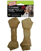 A771 : Rawhide Treats For Dogs 4.01''