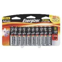 AENAA20-P : Battery Max Aa(20)