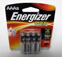 AENAAA8-P : Battery Aaa(8)