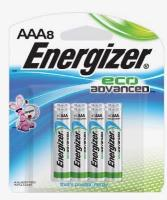 AENAAA8ADV : Battery Aaa(8) (eco Advanced)