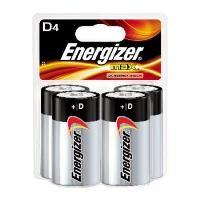 AEND4-P : Battery D(4)