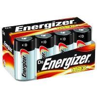 AEND8 : Battery D (8)
