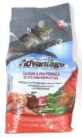 CA2028 : Advantage Salmon & Pea Cat Food