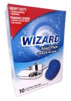 CA2045 : Steed Wool  Soap Pads