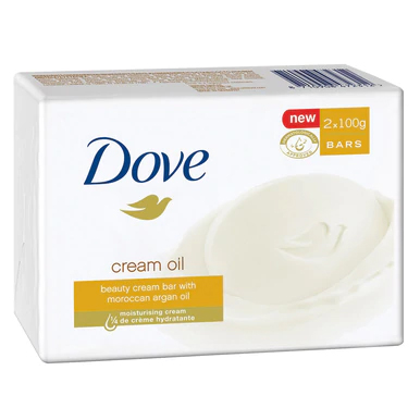 CA3048 : Dove CA3048 : Hygiene and Health - Soaps and shower gels - Soap Silk DOVE, SOAP SILK, 24 x (2x100g)
