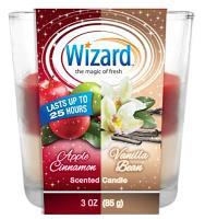 CA3701 : Apple-cinnamon-vanilla Bean Candle