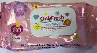 CA466 : Baby Wipes Extra Soft (pink)