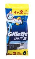 CA8080 : Blue Razor (4+2)