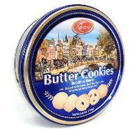 CB0023 : Danish Cookies (tin Metal)