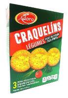 CB09 : Vegetable Crackers