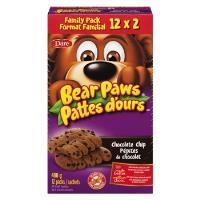 CB388 : Bear Paws Choco Chips