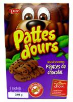 CB442 : Bear Paws Choco Chips