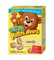 CB897 : My First Bear Paws Vanilla