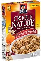 CG0551 : Cereal Canadian Maple Syrup