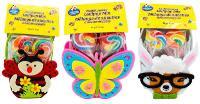 CG1313-1 : Fruits Lolipop (butterfly)