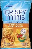 CG186 : Crispy Minis Tortillas Nacho