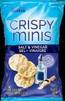 CG187 : Crispy Minis Vinegar & Salt