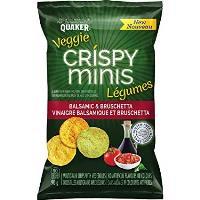 CG197 : Veggie Crispy  Balsamic & Brushetta
