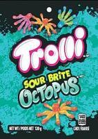 CG2150 : Sour Octopus Gummy