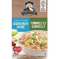 CG6589 : Hot Cereal Apples & Cinnamon (lightly)