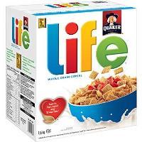 CG7493 : Life Whole Grain Cereal