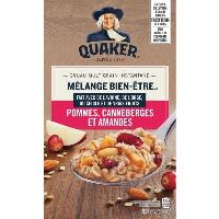CG832 : Instant Hot Cereal Apple-cranberry-almond