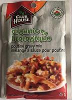 CH5421 : Poutine Gravy Mix Organic