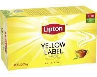 CK036 : Yellow Label Tea (50 Ct)