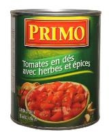 CL447 : Diced Tomatoes Herbs & Spices