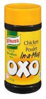 CS492 : Oxo Chicken Bouillon Base