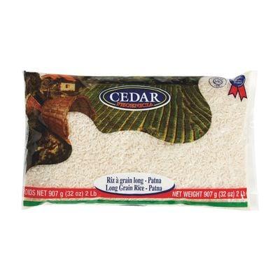 CS56 : Cedar CS56 : Nuts and Seeds - Rice - Parboiled Rice CEDAR, PARBOILED RICE, 10X 907 G