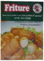 E53 : Frying Preparation