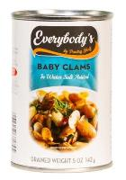P392 : Baby Clams