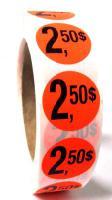 PR250 : 1000  Stick/ Rls