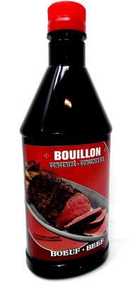 S18 : Parador S18 : Condiments - Pepper - Bouillon/beef PARADOR, BOUILLON/BEEF, 12X500ML